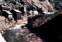 Gilman zinc mine in Colorado