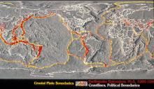 World Earthquake Epicenters
