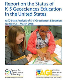 Cover of K-5 Report