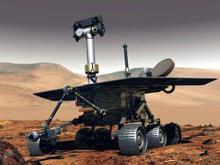 Artist conception of a Mars Exploration Rover